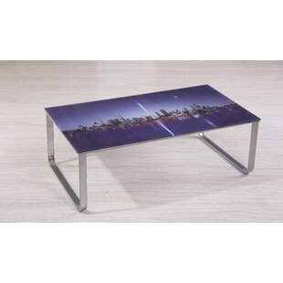 Lannie Scene Decor Coffee Table