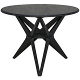Victor Solid Wood Dining Table by Noir