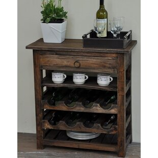 Torrington Shabby Elegance 8 Bottle Floor Wine Rack Today Sale Only