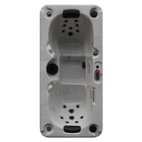 Yukon 2-Person 16-Jet Plug and Play Spa Canadian Spa Co