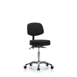 Amalia Height Adjustable Lab Stool