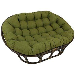 Tontouta Papasan Chair by World Menagerie