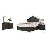 Schulman Standard 4 Piece Bedroom Set by Fleur De Lis Living