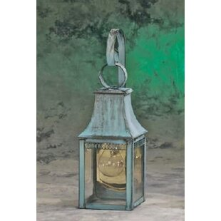 Jeanene 1-Light Outdoor Wall Lantern