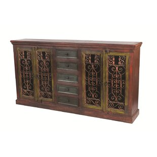 Pentecost 5 Drawer Sideboard World Menagerie