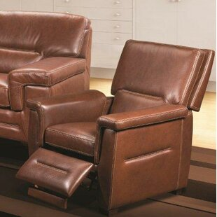 Astoria Leather Manual Recliner