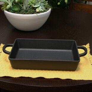 Artisan Rectangular Preseasoned Baking Dish