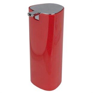Tous accessoires salle de bain: Finition - Rouge | Wayfair.ca
