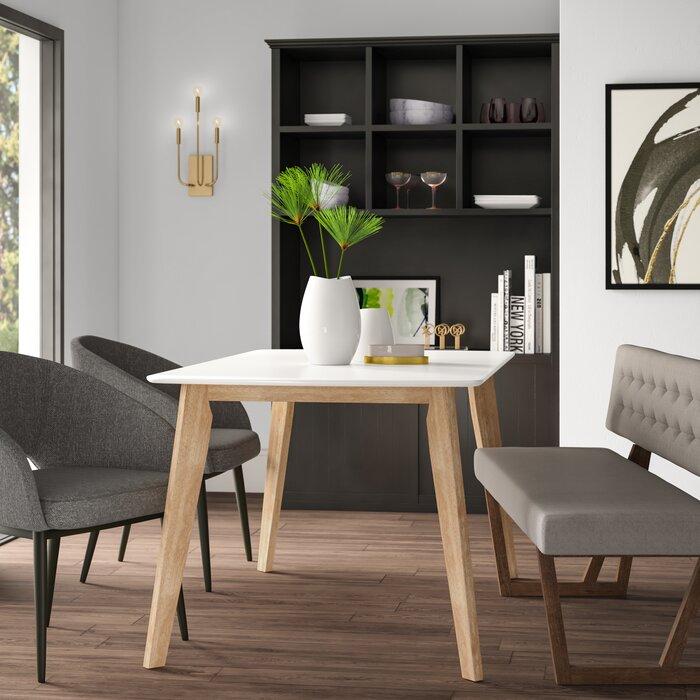 Mcnamara Retro Modern Dining Table