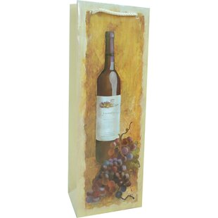 Bordeaux Single Bottle Carrier