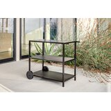 Outdoor Kitchen Series Bar Serving Cart