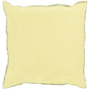 Bard Linen Throw Pillow