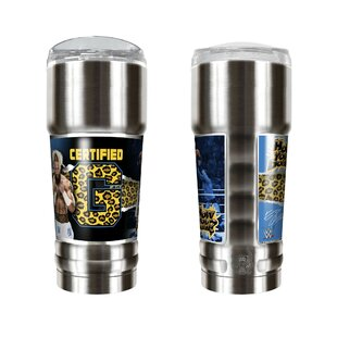 WWE Enzo and Big Cass Vacuum 32 oz. Stainless Steel Travel Tumbler
