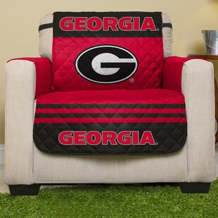 NCAA Armchair Slipcover by Pegasus Sports