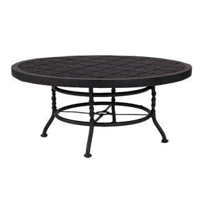 Veranda Aluminum Coffee Table