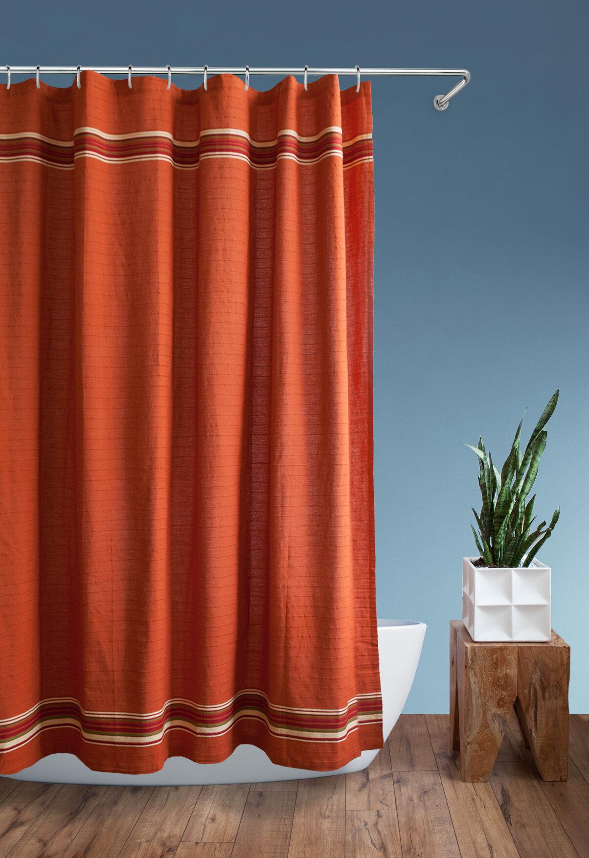 Homewear Linens Rio Grande Cotton Shower Curtain Reviews