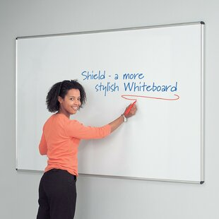 write on wall mounted whiteboard by prestington discount