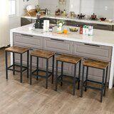 Wynnewood 25.6 Counter Stool (Set of 2) by Union Rustic
