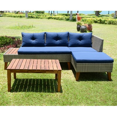 McKim+3+Piece+Sectional+Seating+Group+wi