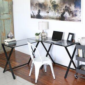 Ferro L Shape Corner Desk