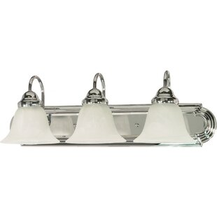 Chrome vanity lights youll love wayfair save to idea board aloadofball Gallery