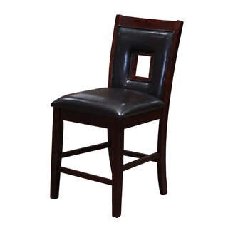 Amall Upholstered Dining Chair (Set of 2) by Ebern Designs SKU:DC639486 Details