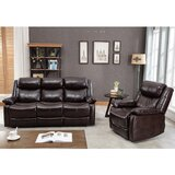 Adilen 2 Piece Reclining Living Room Set by Red Barrel Studio®