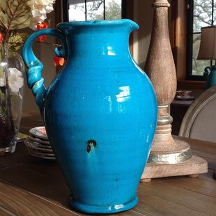 Alberto Hand Thrown Ceramic Table Vase