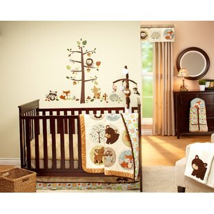Affordable Friends 4 Piece Crib Bedding Set ByCarter's®