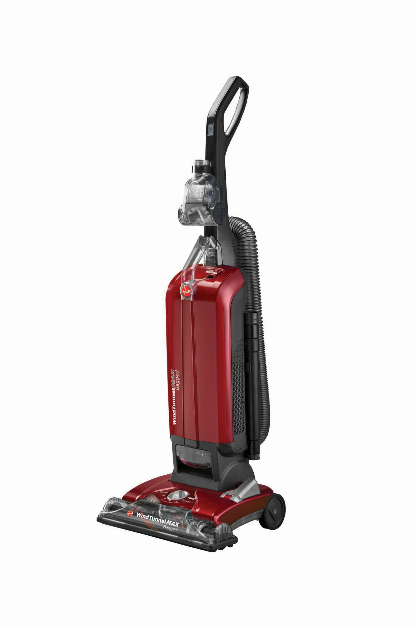 Hoover Max Bagged Wind Tunnel Upright Vacuum