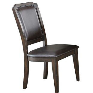 Keshia Upholstered Dining Chair (Set of 2) DarHome Co