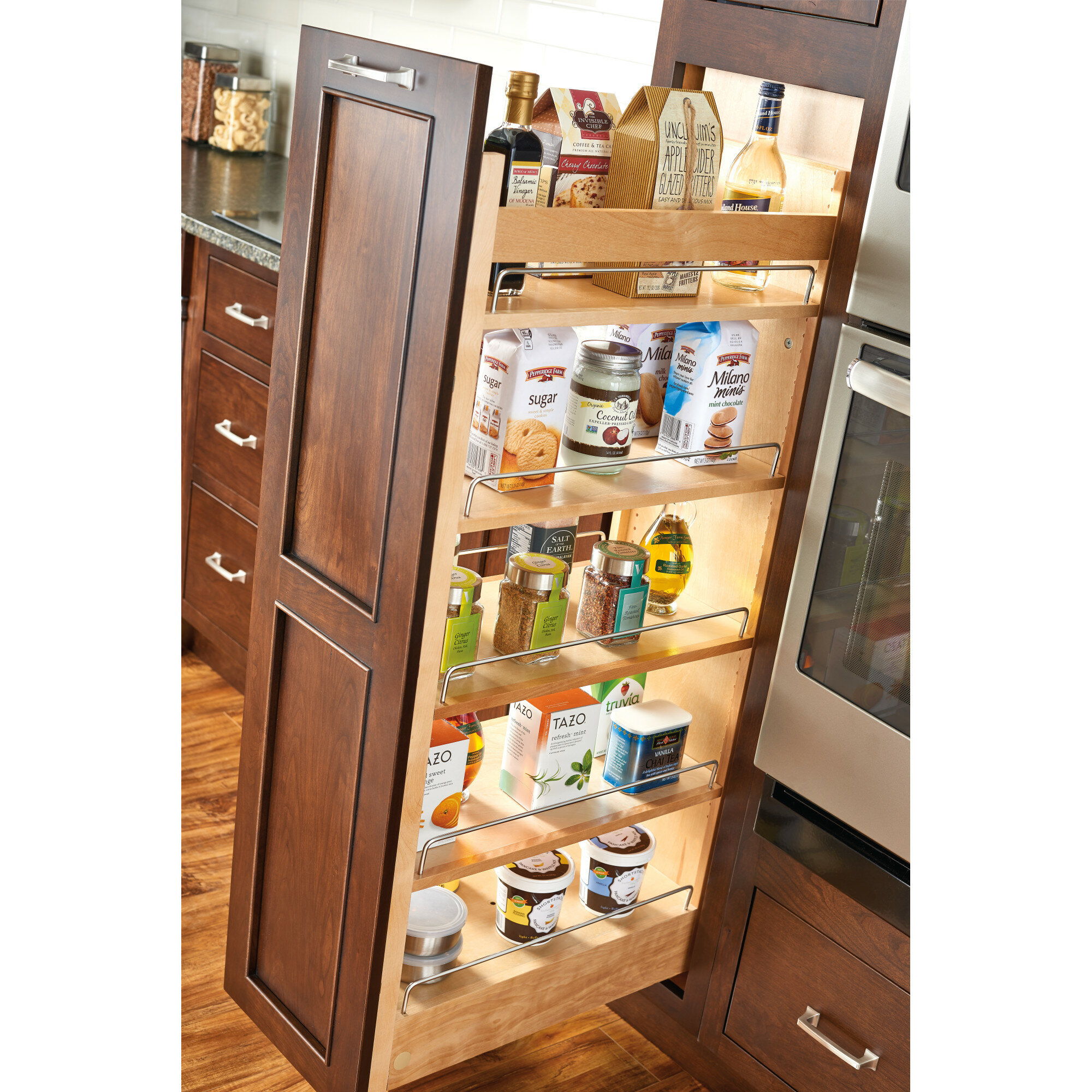 Rev A Shelf Pull Out Pantry Wayfair