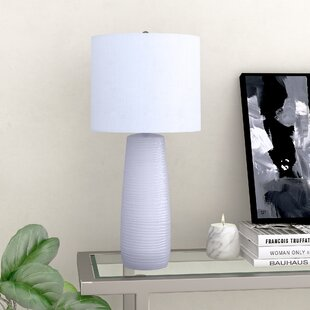 Reviews Vannesa 28 Table Lamp By Ivy Bronx
