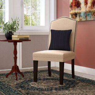 Io Parsons Upholstered Dining Chair