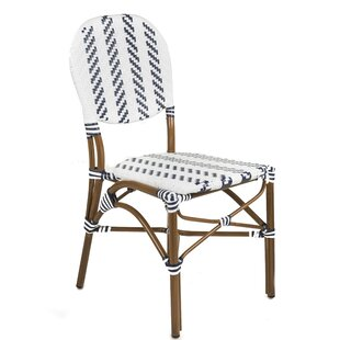 Bridgewood Modern Café Patio Dining Chair