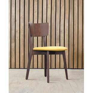 Baril Solid Wood Dining Chair (Set of 2)