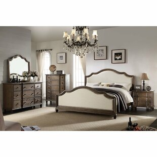 Queen Panel Configurable Bedroom Set by HomeRoots Top Reviews