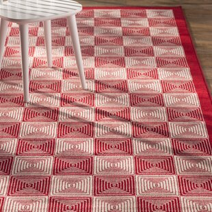 Bowman Red Indoor/Outdoor Area Rug
