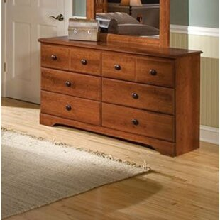 Barrowman 6 Drawer Double Dresser