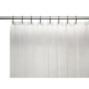 Weighted Bottom Shower Curtain Liners Youu0027ll Love | Wayfair