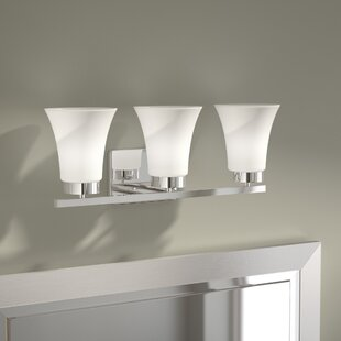 Bargain Hovland 3-Light Vanity Light By Latitude Run