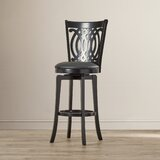 Woodford 30 Swivel Bar Stool by Red Barrel Studio®