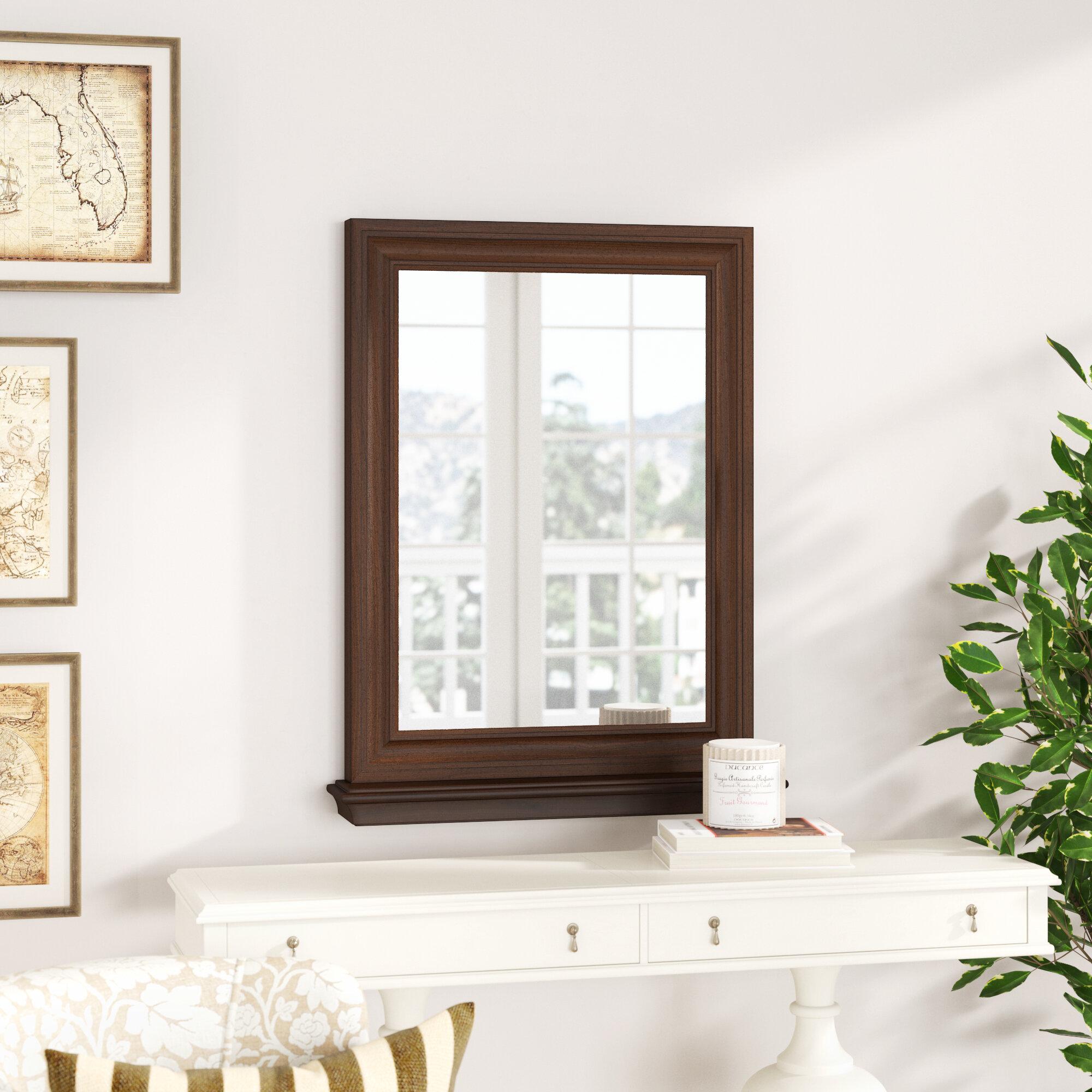 Bathroom Vanity Shelves Mirrors You Ll Love In 2021 Wayfair