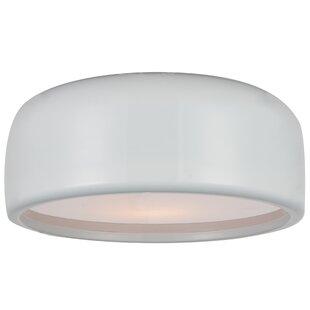 Modern flush mount lighting allmodern save aloadofball Choice Image