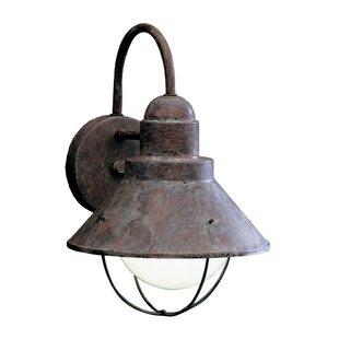 Find Castro 1-Light Outdoor Barn Light By Longshore Tides