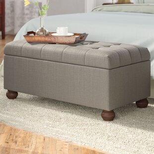 Oakbrook Upholstered Storage Bench by Birch Lane™ Heritage