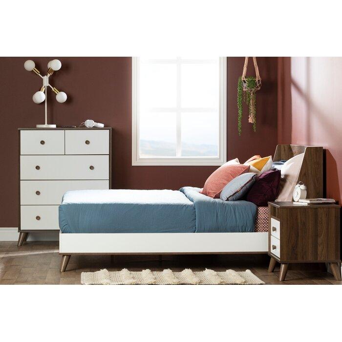 Yodi Platform Configurable Bedroom Set