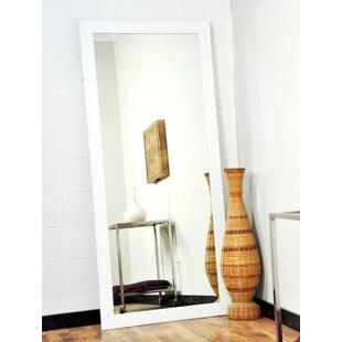 Baxton Studio Floor Mirror | Wayfair