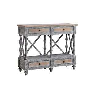 Grenadille Console Table by One Allium Way