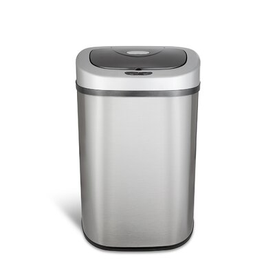 Suncast 33 Gallon Trash Can & Reviews | Wayfair